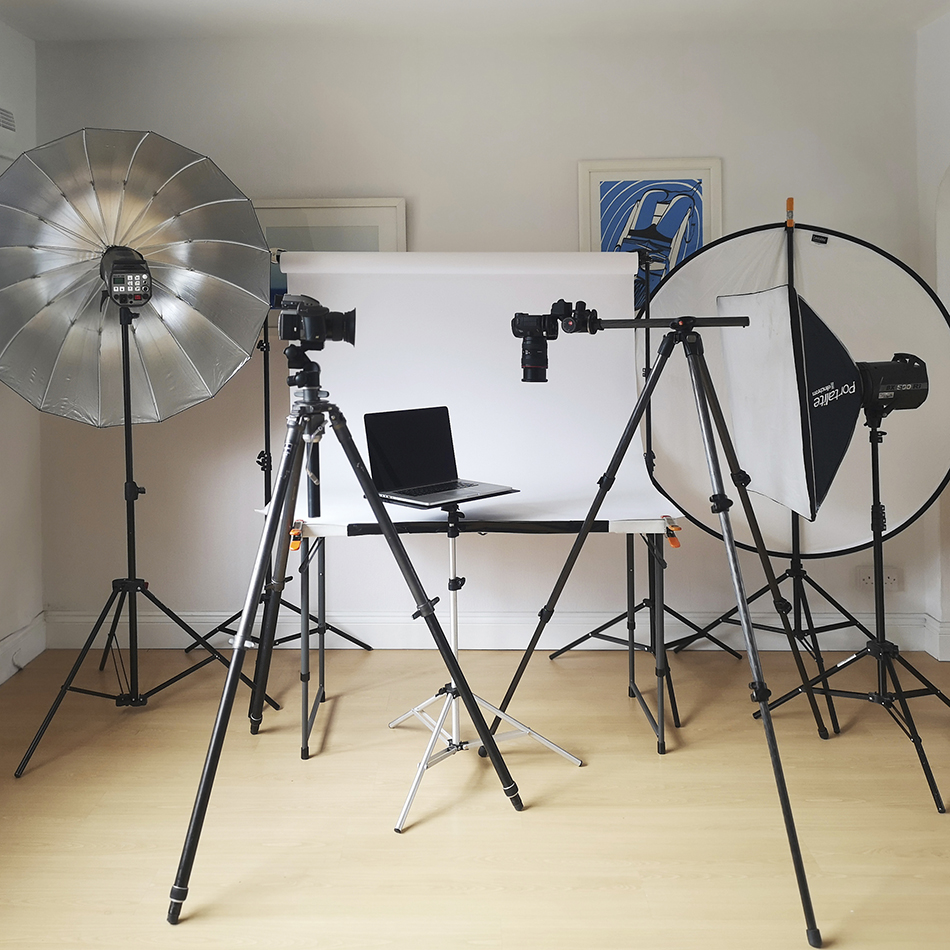Professional Photo Studio Caterham Surrey