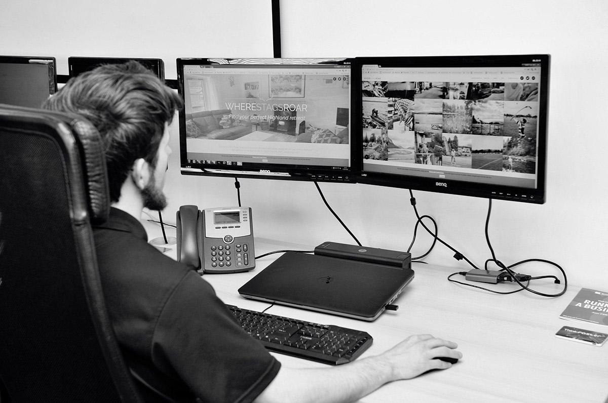 greenwood media solutions website design london surrey